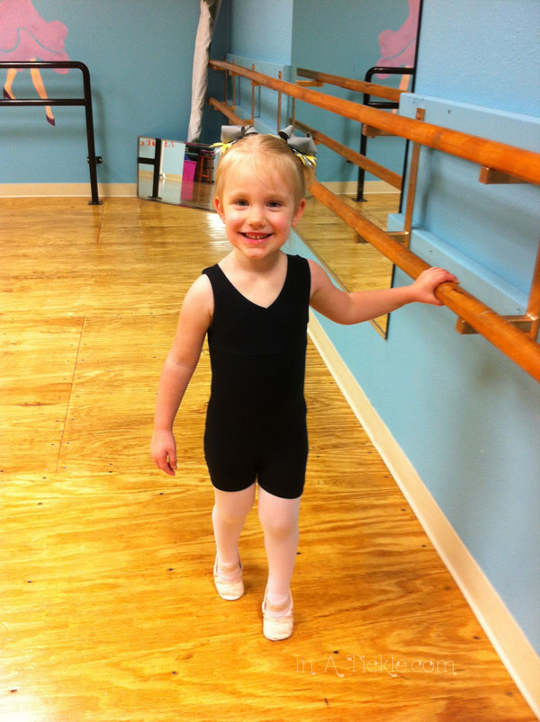 My Princess ballet lesson
