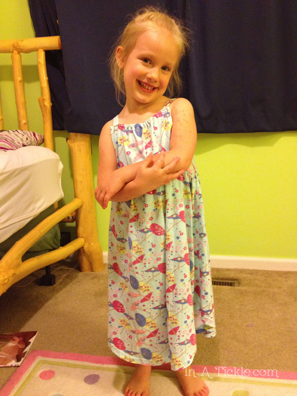 My Princess Nightgown