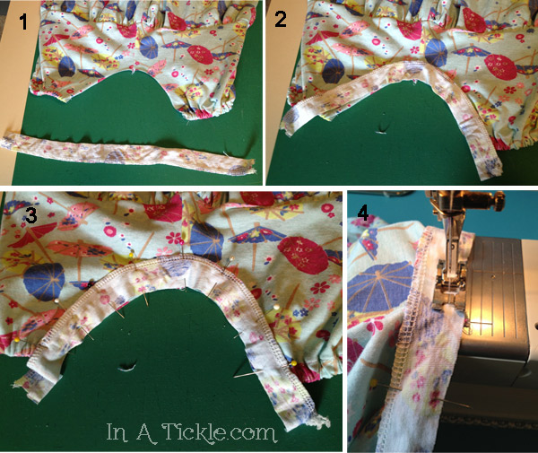 Nightgown tutorial 1