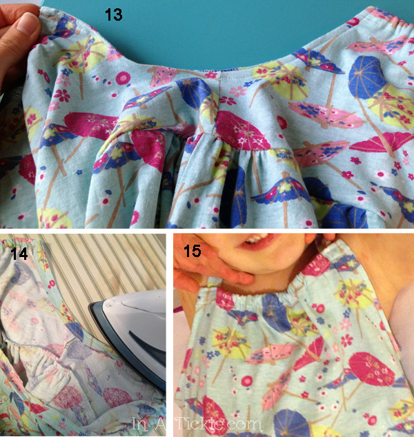 Nightgown tutorial 4