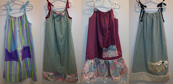 Pillowcase Dresses For Africa Enchanting Little Pillowcase Dresses For Africa Update Transform It Tuesday