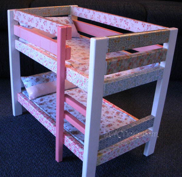 Bunk Bed Dolls: Baby Doll Bunk Bed