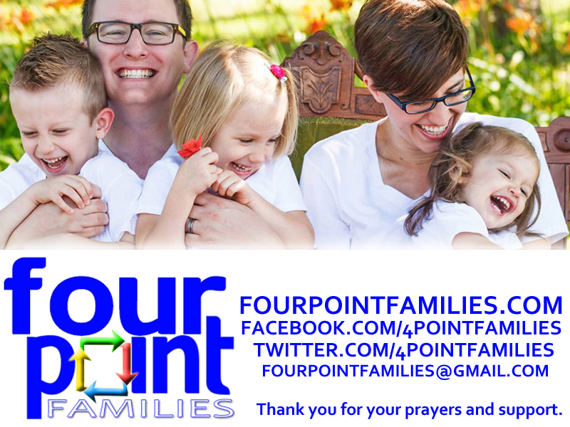 Four Point Families