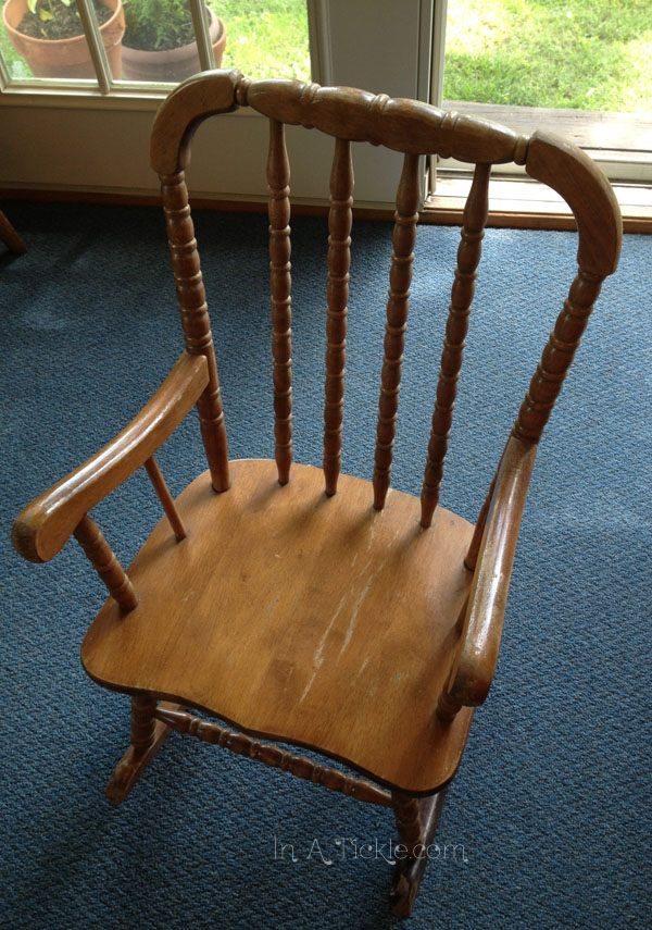 Original Rocking Chair