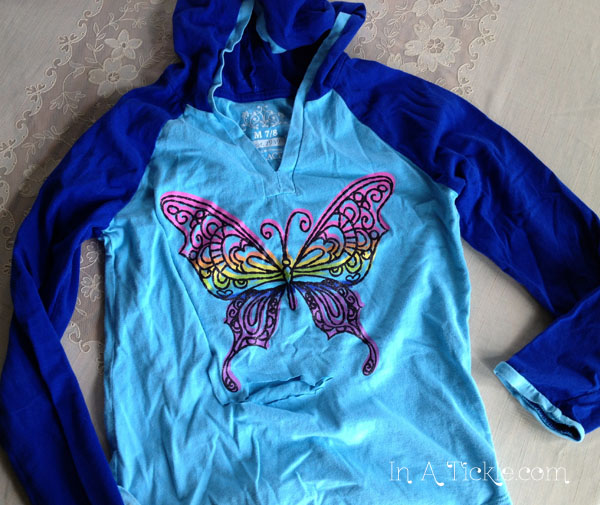Original Butterfly shirt