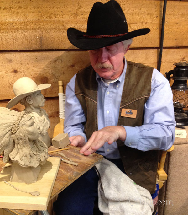 Dennis Sculpting2
