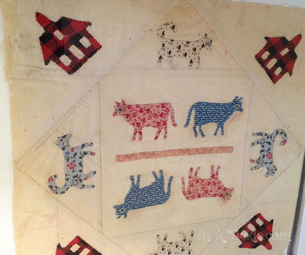Hand Applique Quilt