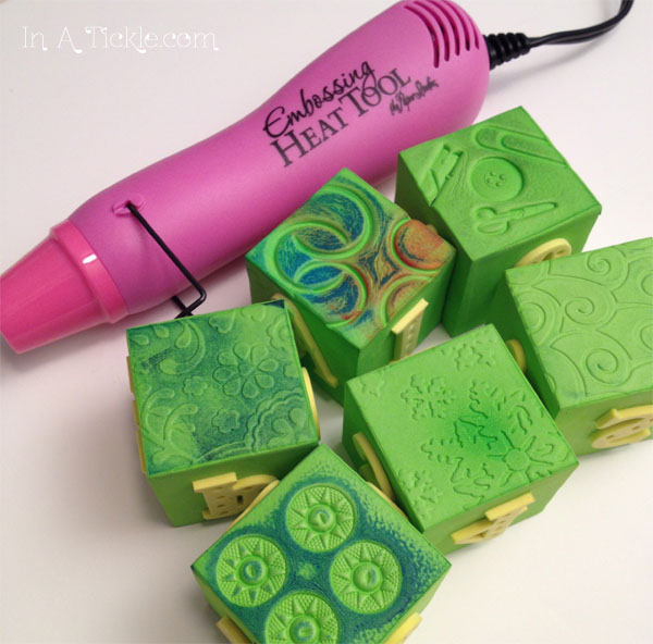 moldable stamps