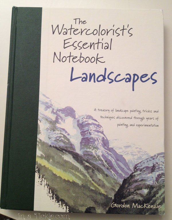 Watercolor Essential Notebook: Landscapes