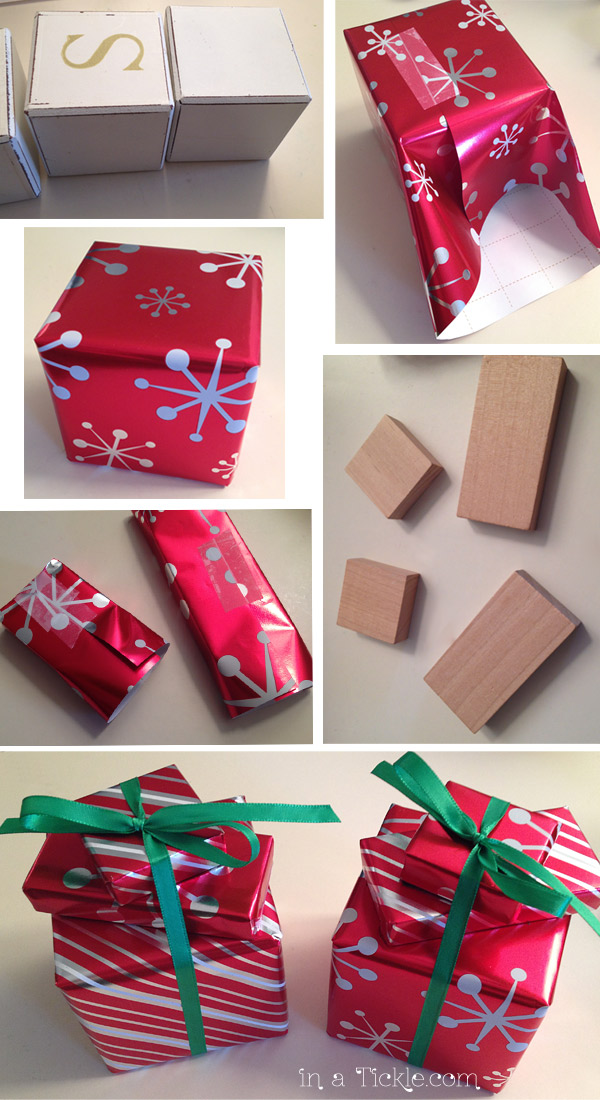 Wrapping Blocks