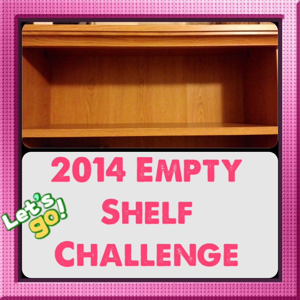 empty shelf challenge