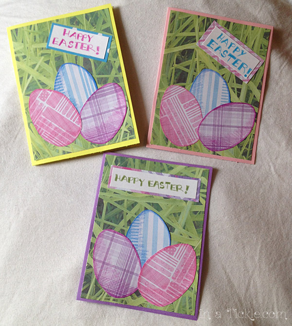 Egg Easter Cards