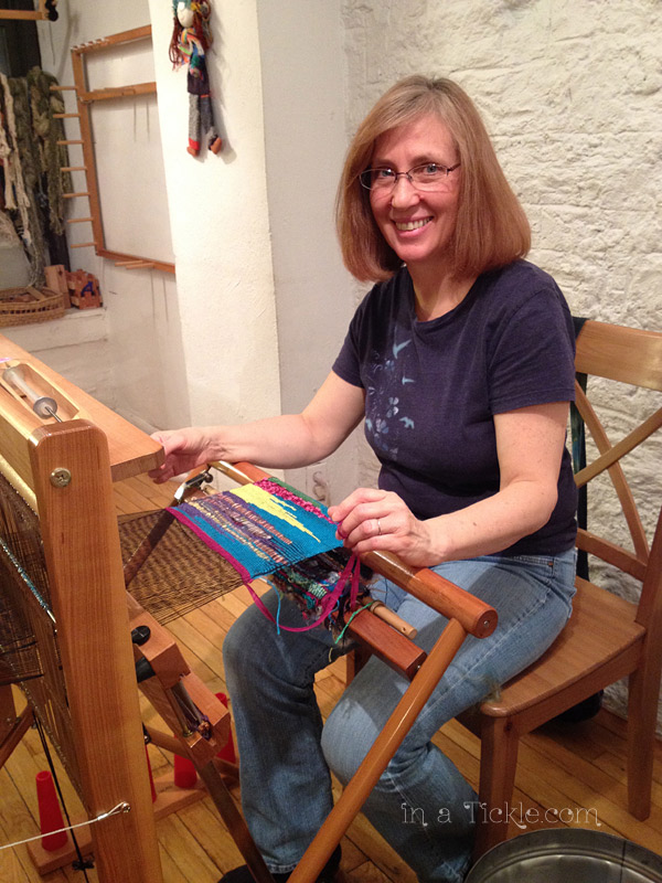 Jan Weaving