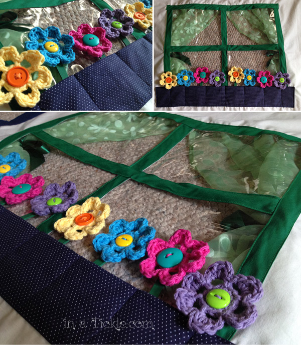 Window Flowerbox Playtent