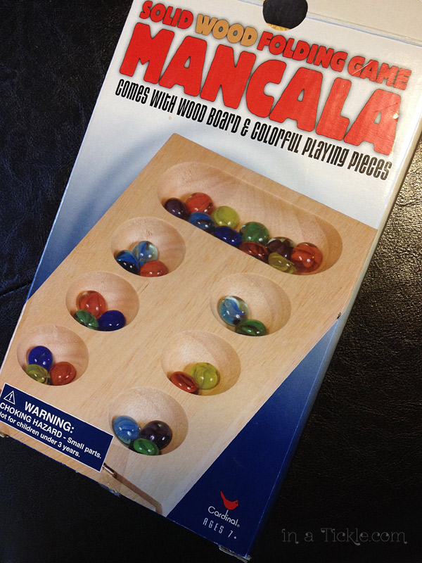 Create Your Own Mancala Game In A Tickle