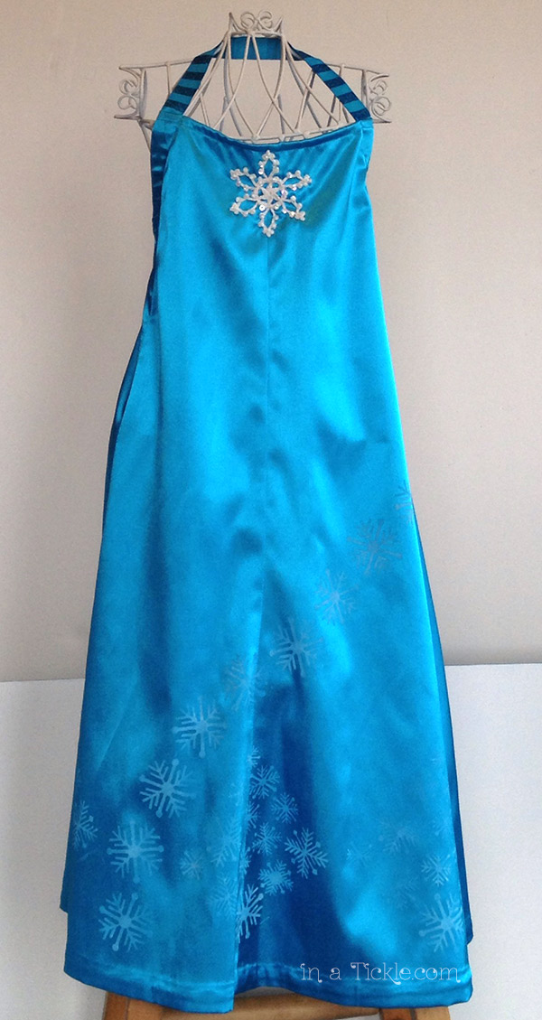 Elsa Apron Dress-up