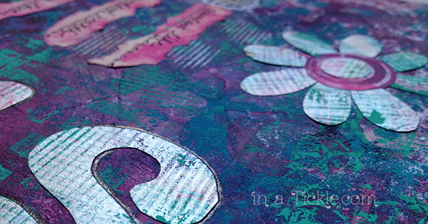 Gelli Print Mixed Media