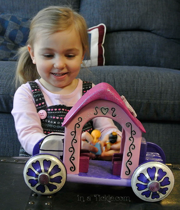 New Doll Carriage