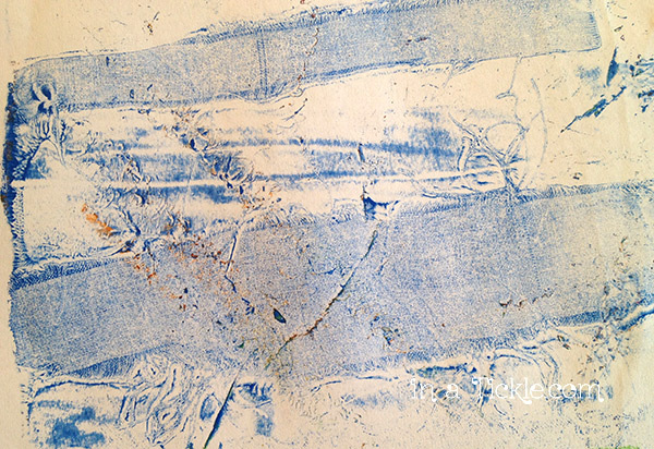 Fabric-Strip-Gelli-Printing