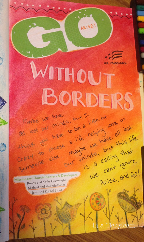 Go-Without-Borders