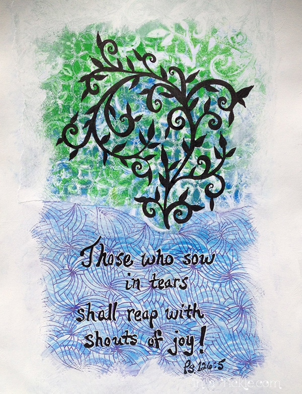 Sow-in-Tears- Reap in joy