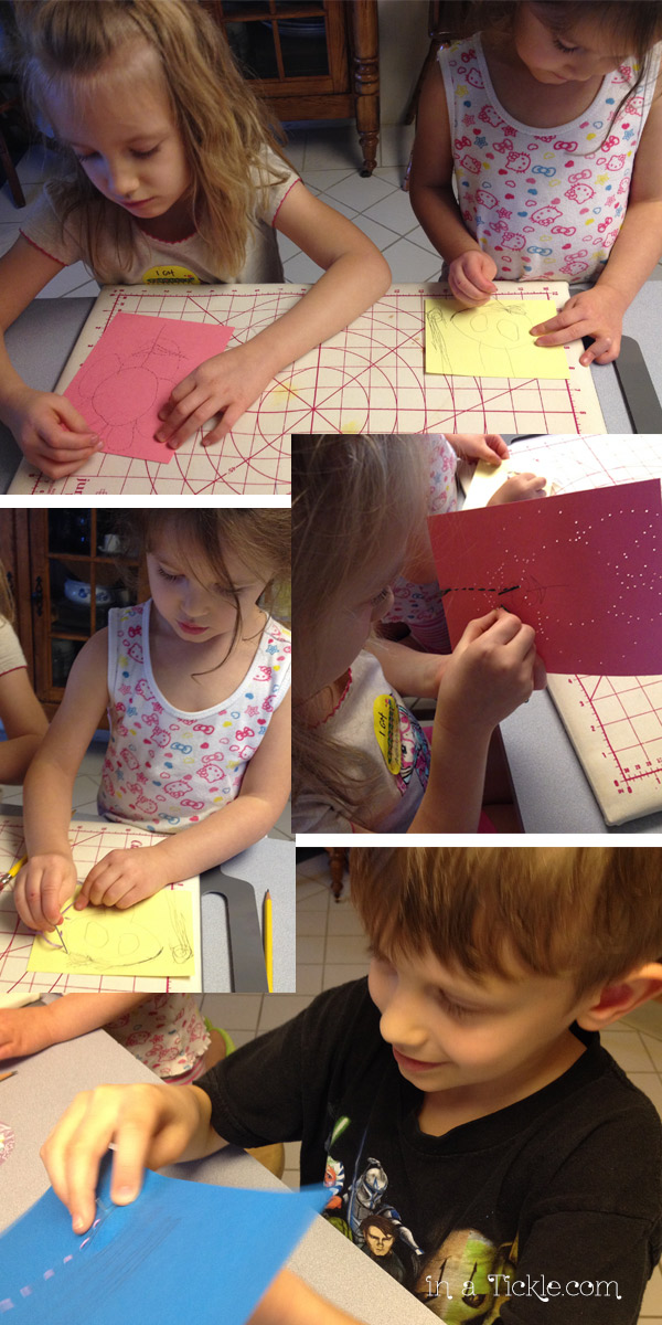 Kids-sewing-on-paper