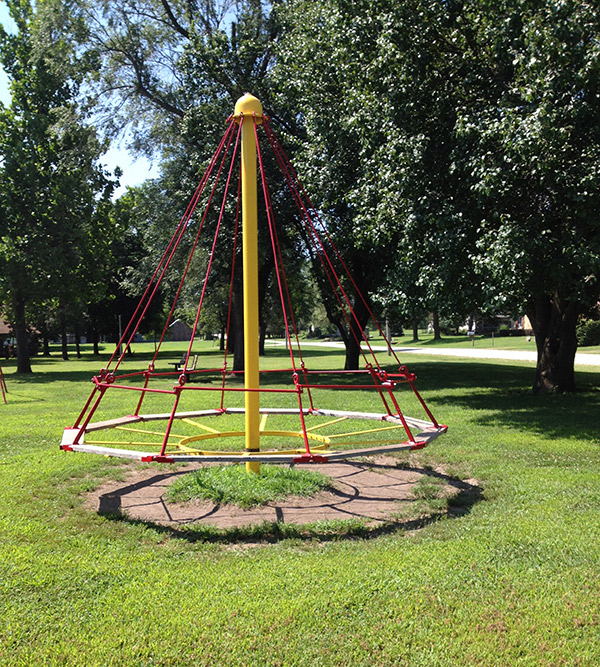 Wilsey-Park-Merry-go-round Witches Hat