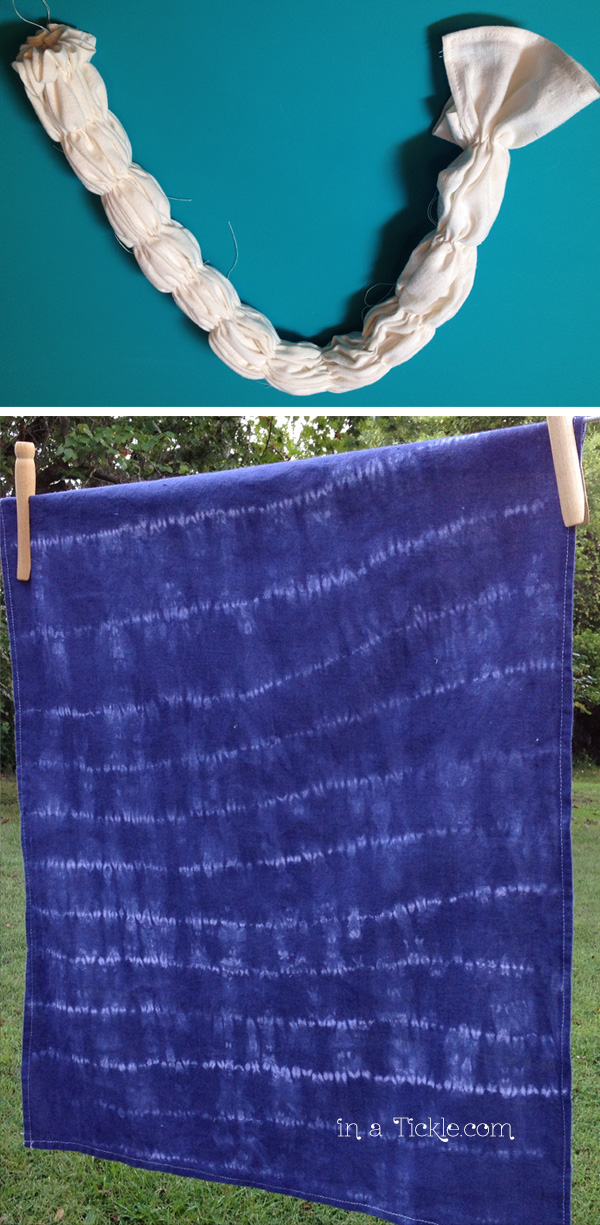 Shibori-with-straight-stitch-lines