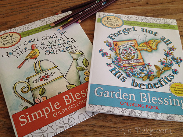 Karla's-Coloring-Books