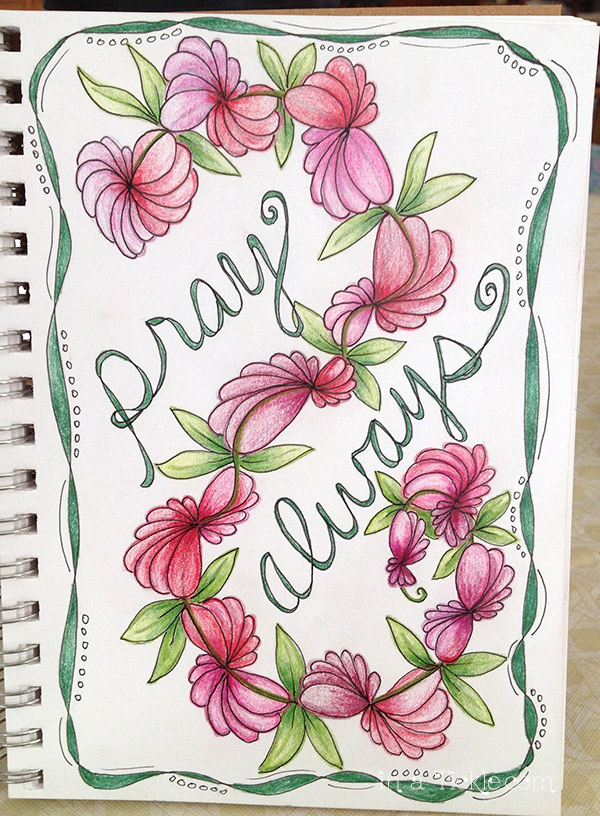Pray-Always