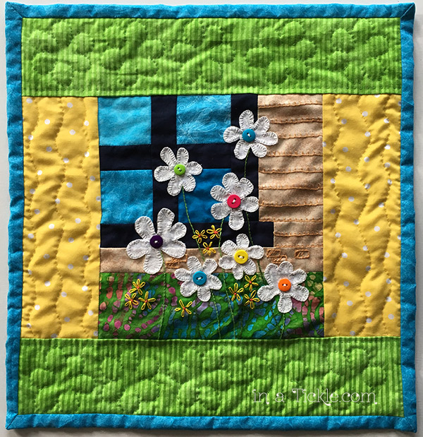 Daisy-Wall-Hanging