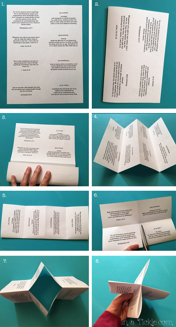 Paper-folding-for-mini-book