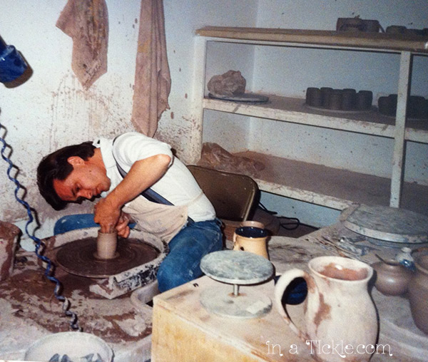 Tom-pottery-wheel-1990