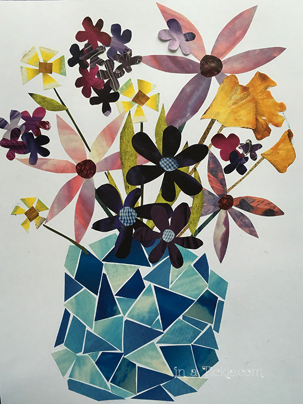 Flower-Vase-collage