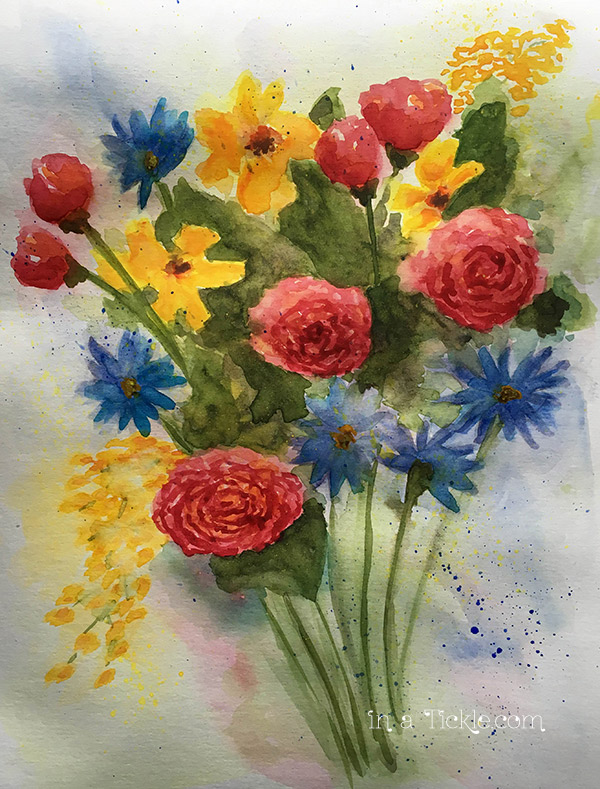 Flower-Bouquet-Watercolor